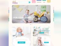 Baby Wear E-Commerce