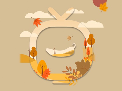 Logo Illustration - Autumn