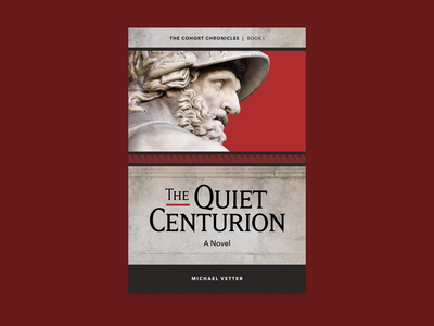 The Quiet Centurion book cover typography type book cover design print design graphic design book cover book