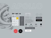 Apollo Design System - Beginning Stages