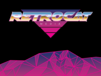 Retrocat Media Re-branding