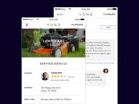 VOND iOS App
