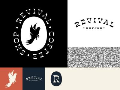 Revival Coffee Final Branding