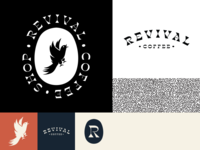 Revival Coffee Final Branding