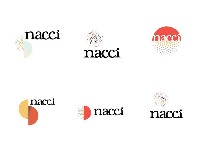 Nacci fibonacci illustration design logo branding