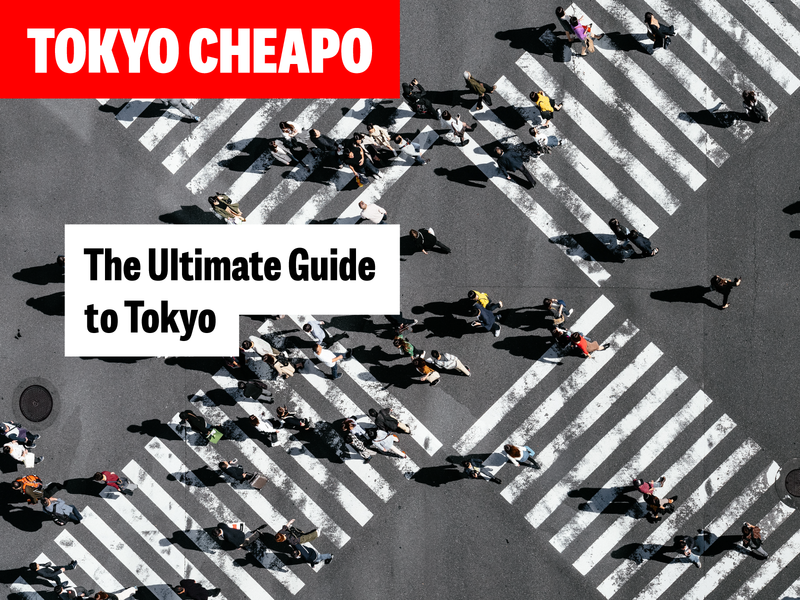 Tokyo Cheapo Redesign travelling travel guide tokyo japan graphic design responsive web design web design branding and identity quality assurance planning art direction consulting uidesign ui ux design ux visual identity branding