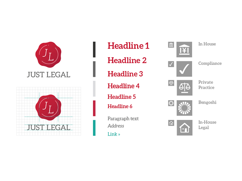 9beb08212b Just Legal Legal - Branding & Website Design identity design responsive web  design web development wordpress