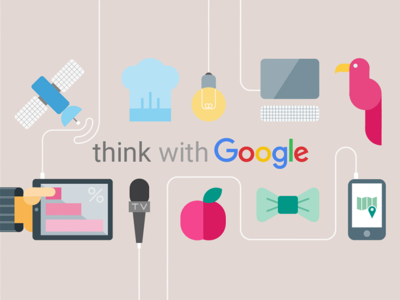 think with Google illustration