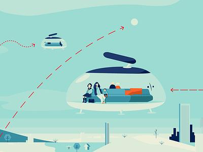 JAXA | Future Blue Sky web design css3 animation svg animation d3s.js vue.js single page app spa responsive design web development