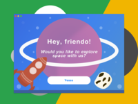 Daily UI Challenge #016 - Pop-Up / Overlay