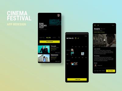 Cinema Fesitival App