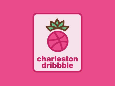 Dribbble Pineapple