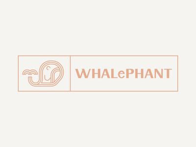Whalephant? Whalephant.