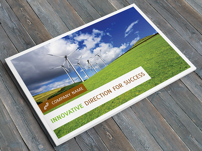 cover of Business / Corporate Multipurpose A4 Brochure