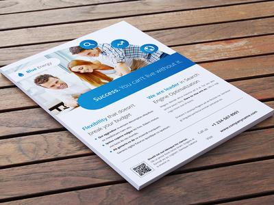 Clean Minimal Multipurpose Flyer Pack