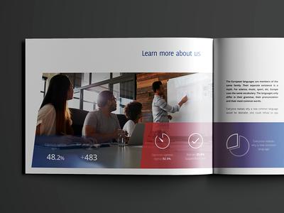 Business / Corporate Multipurpose A4 Brochure 5