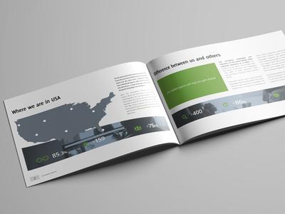 Business / Corporate Multipurpose A4 Brochure 6