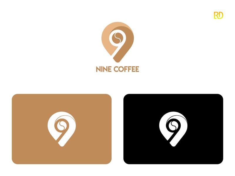Coffee Shop Logo mug caffeine expresso barista cup drink restaurant coffee shop coffeeshop coffee brandingdesigner brandingdesign branding logodesigner logodesign logo