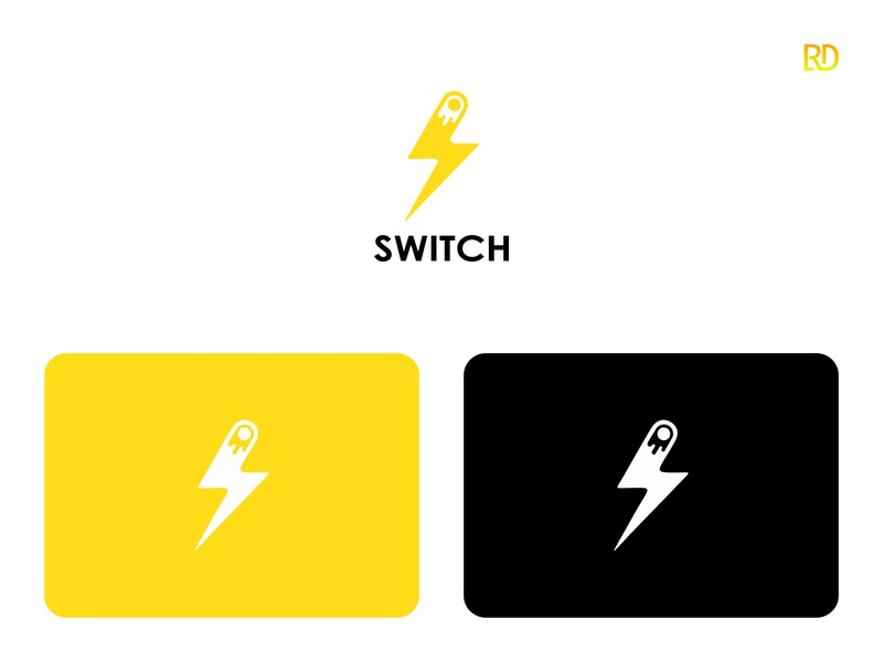 Corporate Logo corporate design company corporate powerful delivery thunderstorm storm danger bolt thunder speed lightning light electricity fast power energy symbol logodesign logo