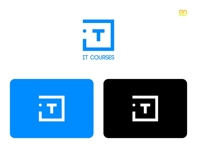 Educational Logo learn online academy smart modern company corporate learning knowledge study design education branding logodesign logo