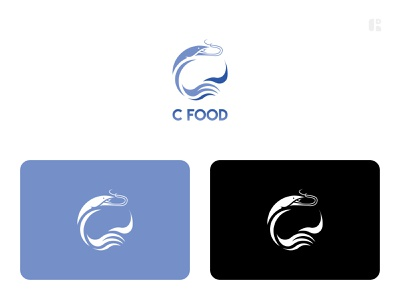Seafood Restaurant Logo tuna shrimp crab fishing lobster salmon sea restaurant food fish seafood flatdesign modern company design logo logotype logodesigner logodesign graphicdesign