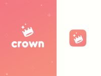Crown - dating app branding