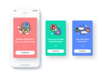Crown: dating app - on-boarding