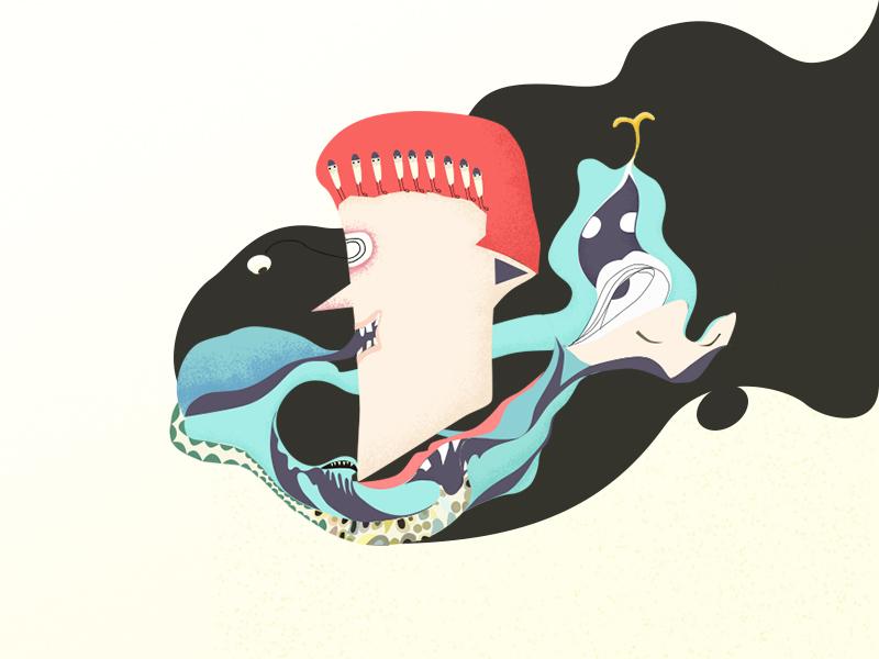 illustration animation illustration design