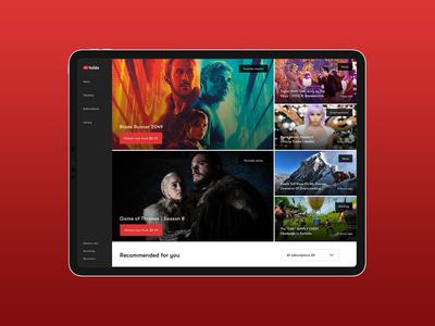 Day 25 - Tv app - Youtube