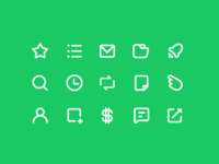 Sketch Icon Freebies