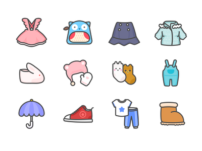 Category Icons 1
