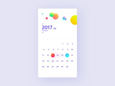 UI-100-day-calendar