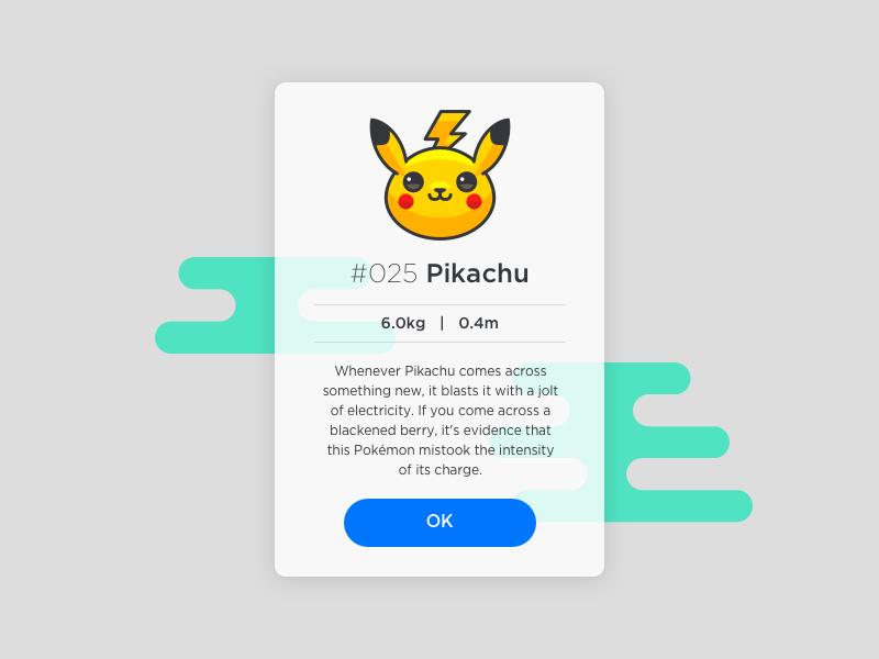 Pikachu profile ui pikachu pokemon