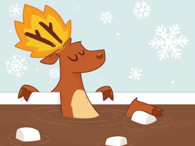 Hot Cocoa Hot Tub
