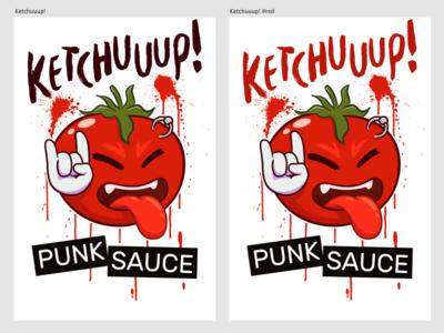 Ketchuuup! Punk Sauce