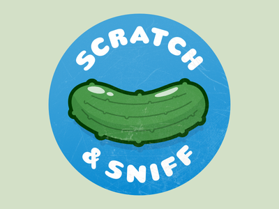 Scratch & Sniff Dill