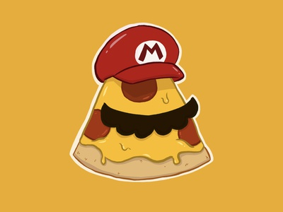 Pizza me, Mario!