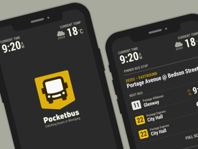 Pocketbus Preview