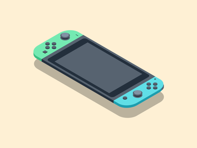 Switch simple animation
