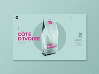 Clean Coffee Showcase