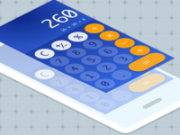 004_Daily UI Calculater