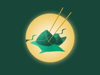 Rice Dumplings (Zongzi)- 2