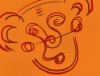 freestyle monkey face