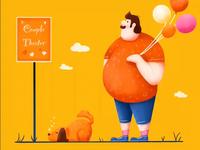 Fat Man Process
