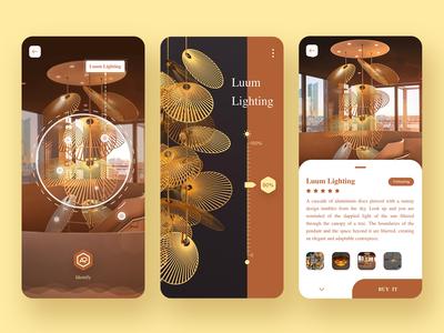 Lamp design page