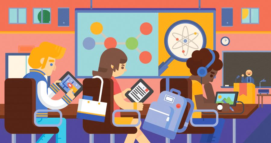 Google play classroom