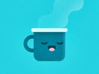 Amorous Enamel Mug