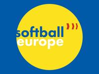 Logo for Softball Europe brand