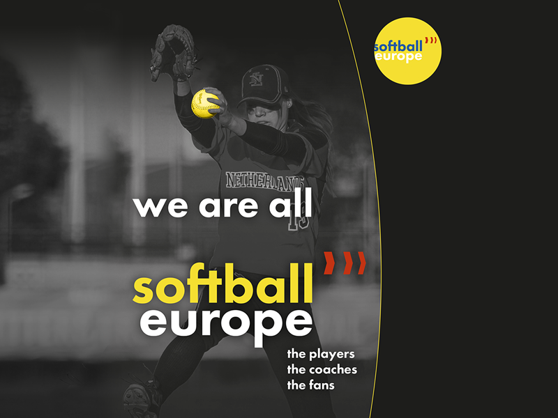Logo softball europe we are all 800px