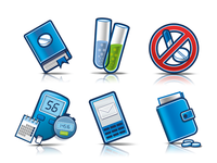 Part of the healthcare set icons